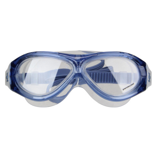 """6.75"""" Blue Magnum Water Sports Swimming Pool Goggles - IMAGE 1"""