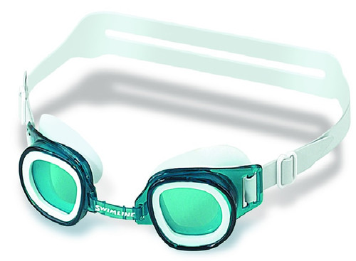 83e8731e22c4 Recreational Junior Green Goggles Swimming Pool Accessory for Ages 4 and up  6