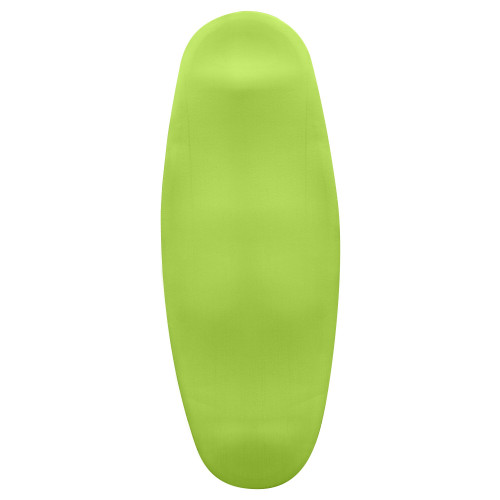 """70"""" Lime Green Swimming Pool Sol Float Lounger with Headrest - IMAGE 1"""