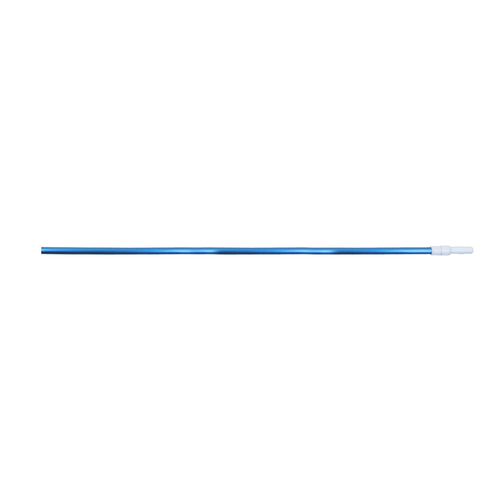 11.75' Blue and White Adjustable Telescopic Pole - IMAGE 1