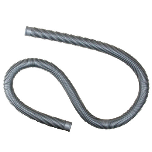 """Gray Heavy-Duty Pool Filter Connect Hose 72"""" x 1.25"""" - IMAGE 1"""