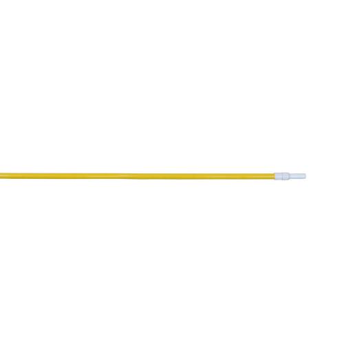 15.75' Saffron Yellow Adjustable Fiberglass Pole for Vacuum and Skimmer Heads - IMAGE 1
