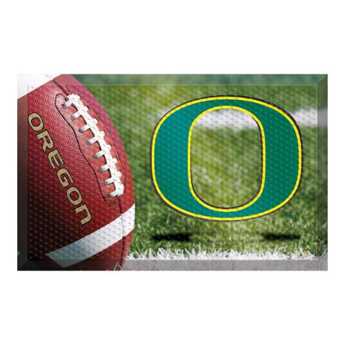 NCAA University of Oregon Ducks Shoe Scraper Door Mat - IMAGE 1