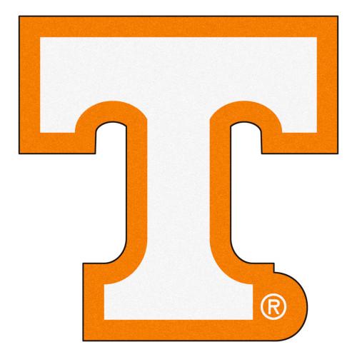"30"" x 30.6"" Orange NCAA University of Tennessee Volunteers Mascot Mat - IMAGE 1"