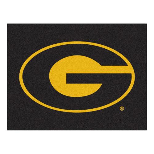 "33.75"" x 42.5"" Yellow NCAA Grambling State University Tigers All-Star Rectangular Mat - IMAGE 1"