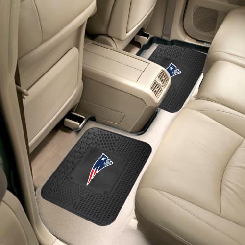 New England Patriots Utility Mat 2 Piece FANMATS 12304 NFL