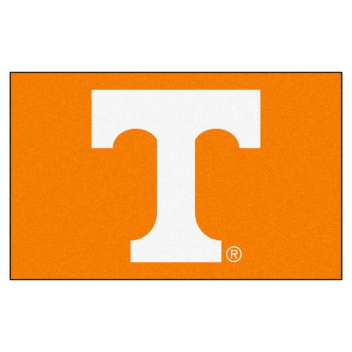 "59.5"" x 94.5"" Orange NCAA University of Tennessee Volunteers Ulti-Mat Rectangular Area Rug - IMAGE 1"