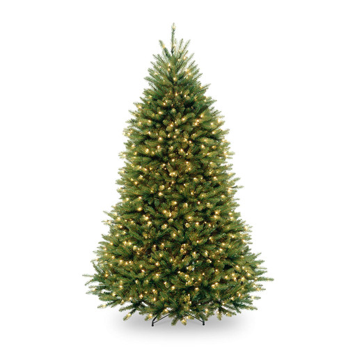 6.5' Pre-Lit Dunhill Fir Artificial Christmas Tree – Clear Lights - IMAGE 1