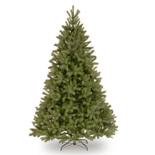 7.5' Downswept Fir Artificial Christmas Tree - Unlit - IMAGE 1