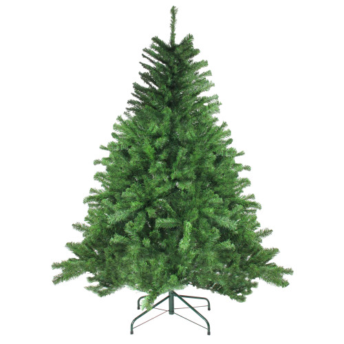 6' Deluxe Colorado Forest Hinged Artificial Christmas Tree - Unlit - IMAGE 1