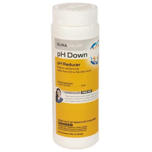 3 Lb - Haviland Swimming Pool pH Reducer - IMAGE 1