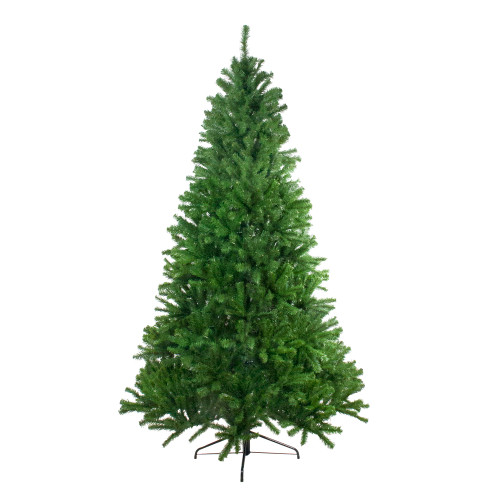 7.5' Waterton Spruce Medium Artificial Christmas Tree - Unlit - IMAGE 1