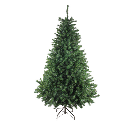 6' Full Canadian Pine Artificial Christmas Tree - Unlit - IMAGE 1