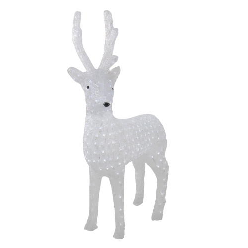 41 Lighted Commercial Grade Acrylic Reindeer Christmas Display Decoration Christmas Central