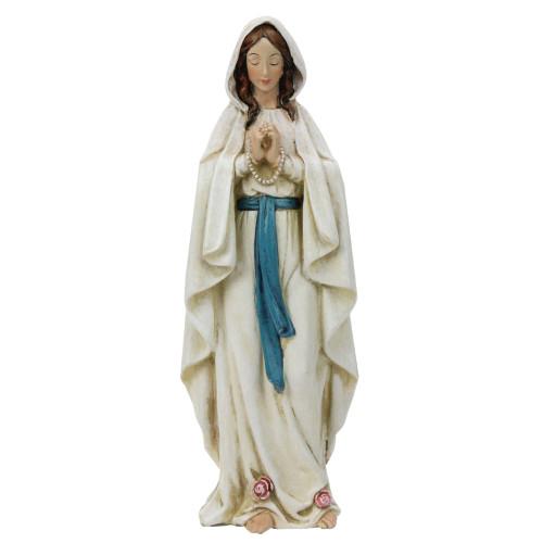 "6."" Joseph's Studio Our Lady of Lourdes Figures - IMAGE 1"