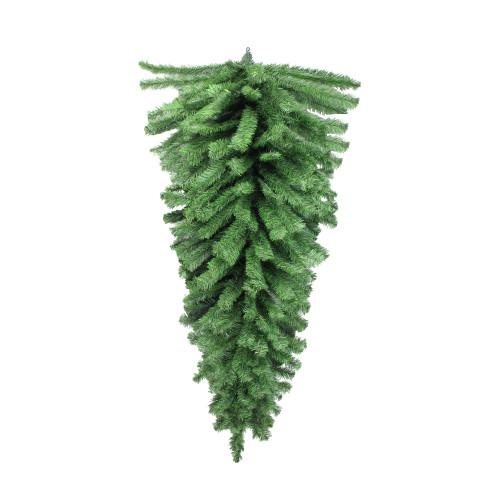 5' Colorado Pine Artificial Christmas Teardrop Swag - Unlit - IMAGE 1