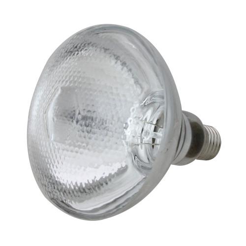 Incandescent Weatherproof 100 Watt Indoor/Outdoor Clear Floodlight Bulb - IMAGE 1