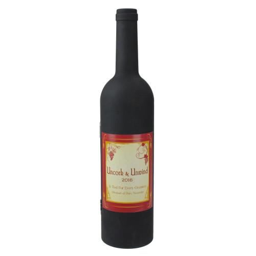 "13.5"" Bottle of Wine Uncork and Unwind Wine Tool Set - IMAGE 1"