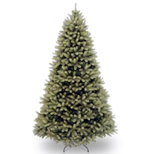 7' Downswept Fir Artificial Christmas Tree - Unlit - IMAGE 1
