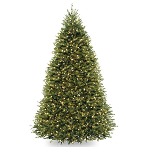 9 ft. Dunhill(R) Fir Tree with Clear Lights - IMAGE 1
