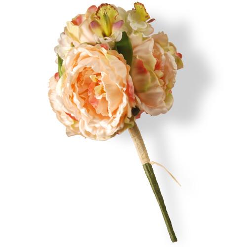 "14"" Hydrangea, Rose and Dahlia Bundle - IMAGE 1"