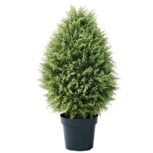 """36"""" Potted Cypress Tree - IMAGE 1"""