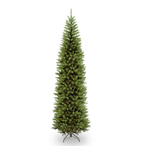 9' Kingswood Fir Pencil Artificial Christmas Tree – Unlit - IMAGE 1