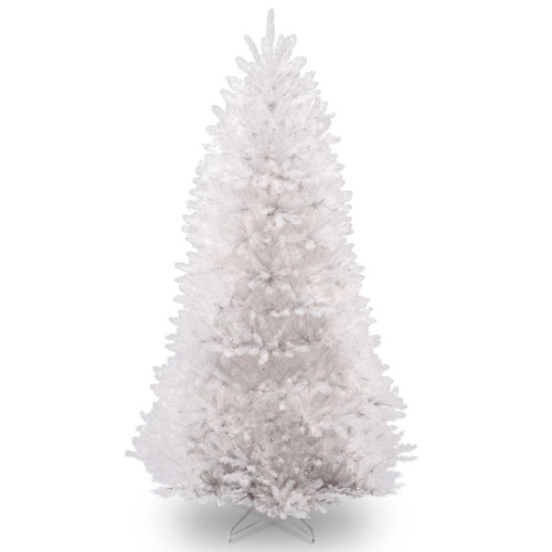 6.5' Dunhill White Fir Artificial Christmas Tree – Unlit - IMAGE 1