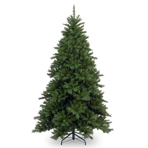 6.5' Tiffany Fir Artificial Christmas Tree - Unlit - IMAGE 1