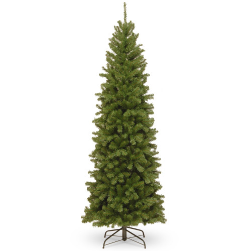 7' North Valley(R) Spruce Pencil Slim Tree - IMAGE 1