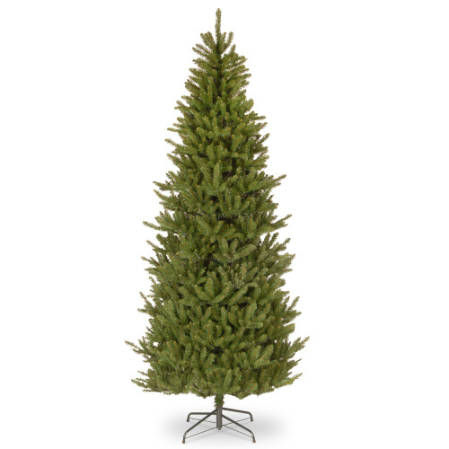 7'  Natural Fraser Slim Fir Artificial Christmas Tree - Unlit - IMAGE 1