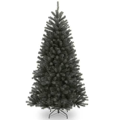 6.5' North Valley Black Spruce Artificial Christmas Tree – Unlit - IMAGE 1