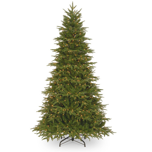 6.5' Pre-Lit Northern Frasier Fir Artificial Christmas Tree - Clear Lights - IMAGE 1
