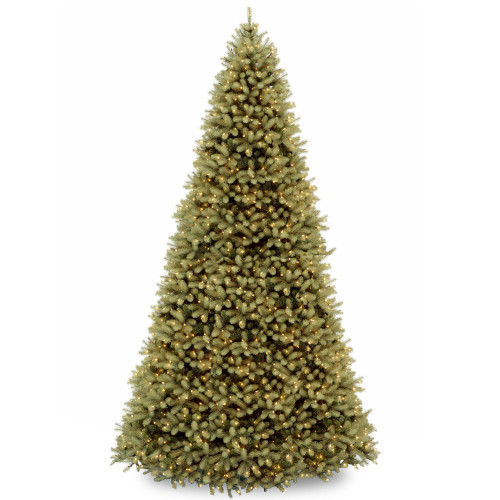 12 ft. Downswept Douglas(R) Fir Tree with Clear Lights - IMAGE 1