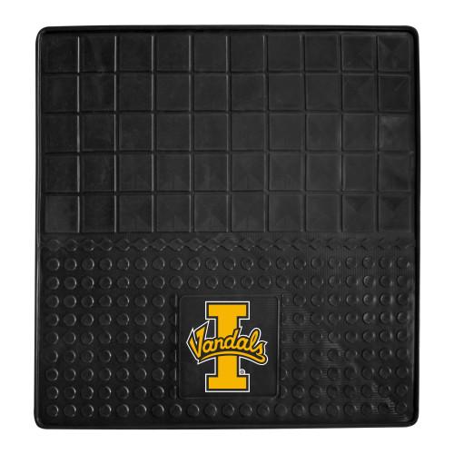 "31"" x 31"" Black and Yellow NCAA University of Idaho Vandals Cargo Mat - IMAGE 1"