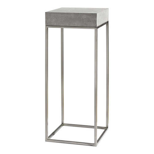 """36"""" Jude Industrial Modern Plant Stand - IMAGE 1"""