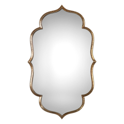 """40"""" Moroccan Inspired Mirror Wall Decor - IMAGE 1"""