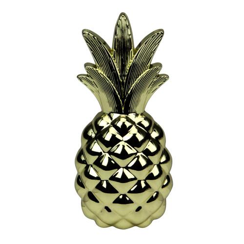 """4"""" Golden Pineapple Bottle Opener - IMAGE 1"""