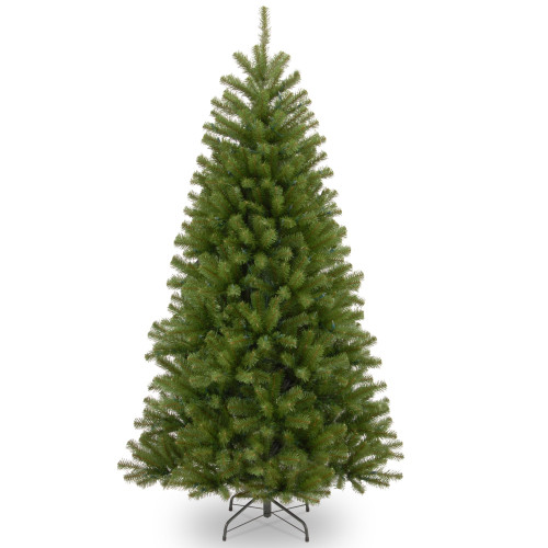 6.5' North Valley Spruce Artificial Christmas Tree - Unlit - IMAGE 1