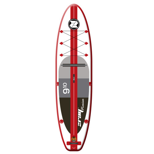 9.75ft Zray A1 Touring Inflatable Stand-Up Paddle Board - IMAGE 1