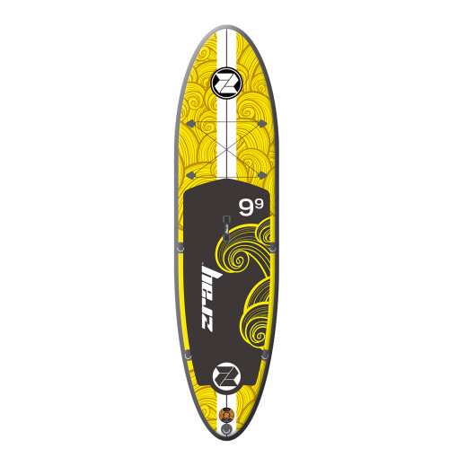 9.75' Inflatable Zray X1 All Around Multiboard Stand-Up Paddle Board - IMAGE 1