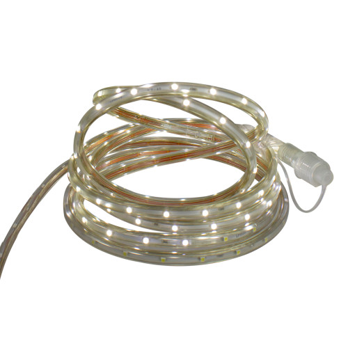 10' Warm White LED Outdoor Christmas Linear Tape Lighting - IMAGE 1