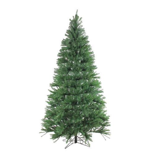 7' Medium Alexandria Pine Artificial Christmas Tree - Unlit - IMAGE 1