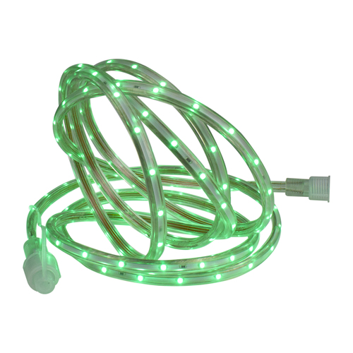 10' Green LED Outdoor Christmas Linear Tape Lighting - IMAGE 1
