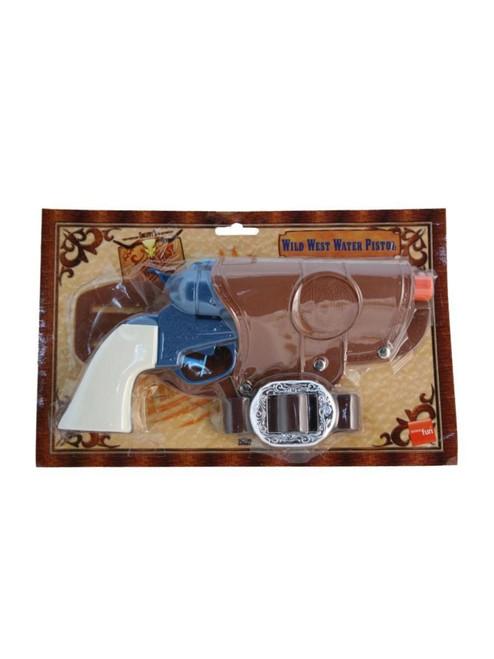 Western Water Pistol Adult Halloween Costume Accessory - IMAGE 1