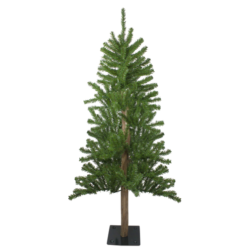4' Alpine Artificial Christmas Tree - Unlit - IMAGE 1