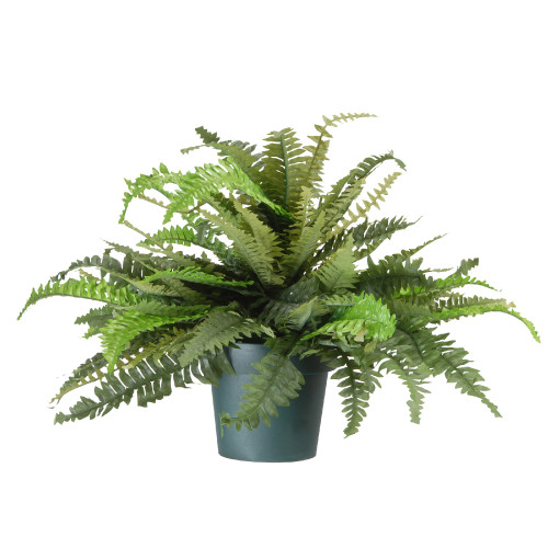"""20"""" Potted Fern Artificial Plant - IMAGE 1"""