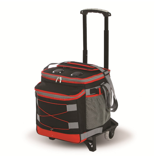 """15"""" Black and Red Bluetooth Beast Cooler - IMAGE 1"""