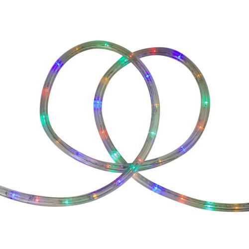 96' Multi-Color LED Flexible Christmas Rope Light - IMAGE 1