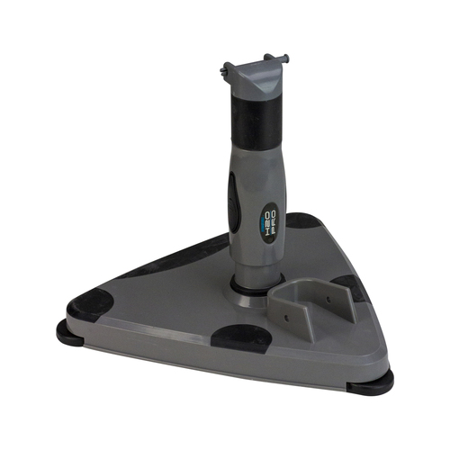 "11"" Heavy Duty Triangle Head Swimming Pool Vacuum Attachment - IMAGE 1"